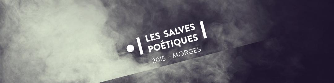 Salves Poétiques 2015