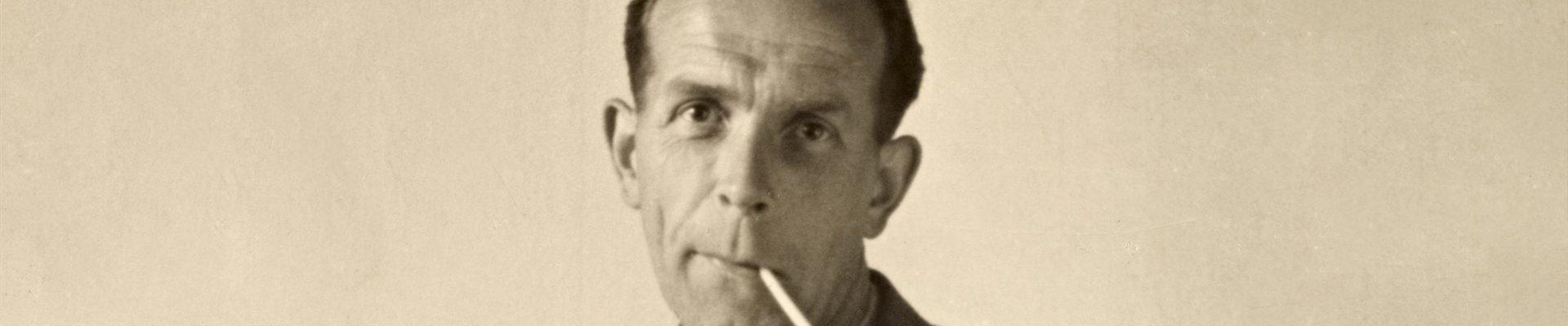 Portrait de Gustave Roud
