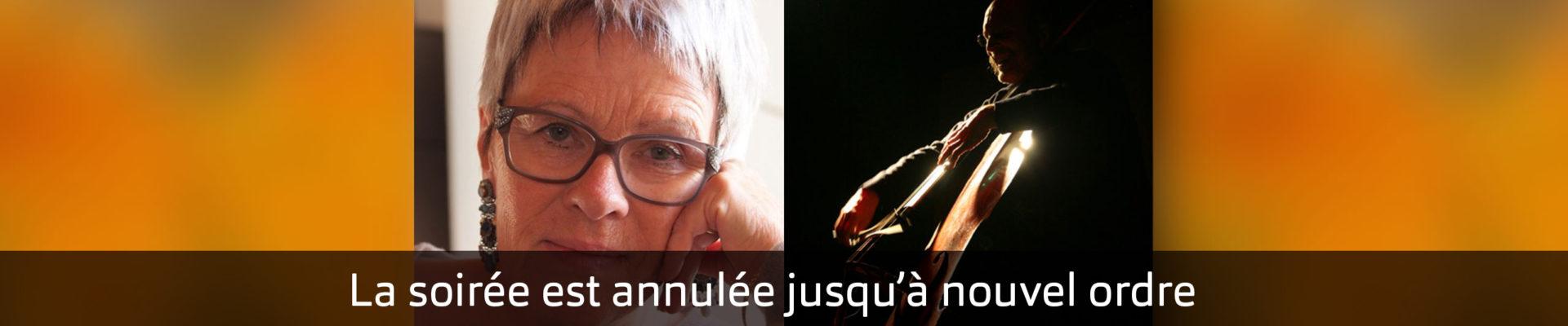 Soirée Françoise Matthey